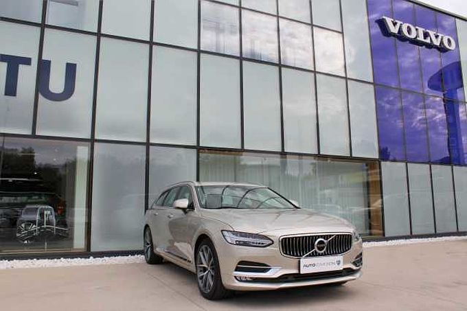 Volvo V90 T6 AWD INSCRIPTION AUT 1.maj.