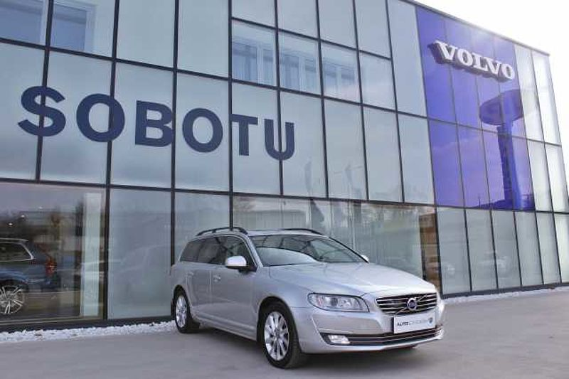Volvo V70 D4 MOMENTUM BUSINESS EDITION PRO